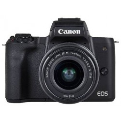Canon M50 + 15-45mm STM + 22mm f2.0