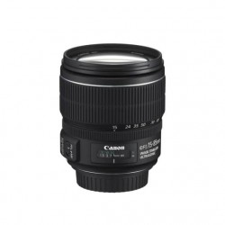 Canon 15-85mm f3.5-5.6 IS USM  EF-S