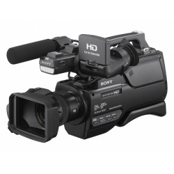 AVCHD Handy-type CAM with Microphone