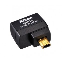 Nikon Wireless mobile adapt WU-1a  DSLR