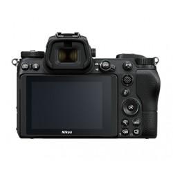 Nikon Z 6 + FTZ Adapter