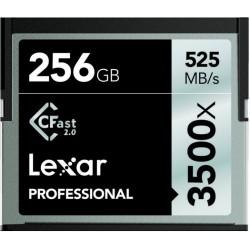 256GB CF 3500x Superspeed kaart