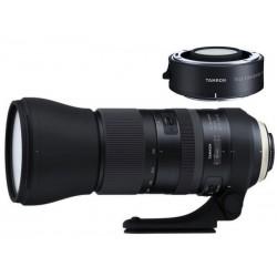 150-600mm f5-6.3  Di VC USD G2 1.4x tele conv. Canon kit