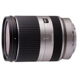 18-200mm f3.5-6.3 Di III VC Zilver voor Sony