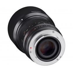 50mm F1.2 AS UMC CS Fuji X zwart