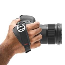 Clutch camera hand straps