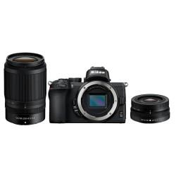 Nikon Z 50 + 16-50mm + 50-250mm