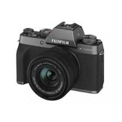 Fujifilm X-T200  +  XC15-45mm Donker Zilver
