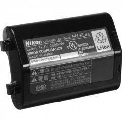 Nikon EN-EL4a BATTERY FOR...