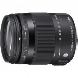Sigma 18-200mm f3.5-6.3 DC...