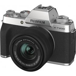 Fujifilm X-T200  +  XC15-45mm Zilver