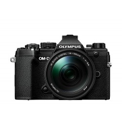 Olympus E-M5 Mark III + 14-150mm Zwart