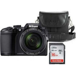 Nikon Coolpix B500 Black +...
