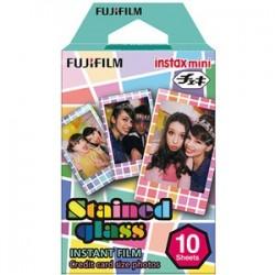 Fujifilm Instax Mini Stained Glass WW 1 Sofortbildfilm Color