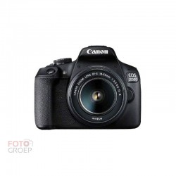 Canon 2000D + 18-55mm IS