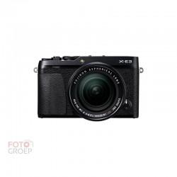 Fujifilm X-E3 Zwart +...