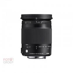 Sigma 18-300mm f3,5-6,3 DC...