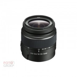 Sony 18-55mm F3.5-5.6 DT