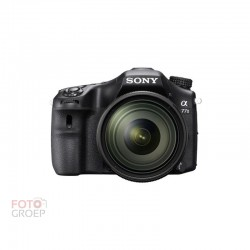 Sony A77 mark II 18-135mm