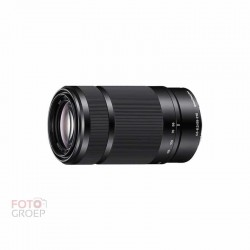 Sony 55-210mm F4.5-6.3 Zwart