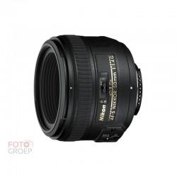 Nikon Nikkor 50mm f1.4 G AF-S