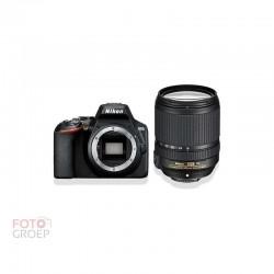 Nikon D3500 + 18-140mm
