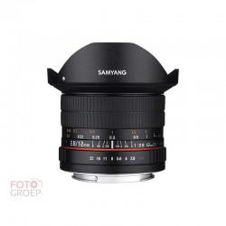 Samyang 12mm f2.8 ED AS NCS...
