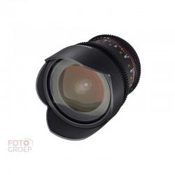 Samyang 10mm T3.1 VDSLR ED...