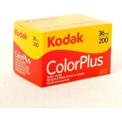 Kodak 36 opname 200asa...