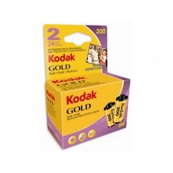 Kodak Gold 200 135/24 2er Pack