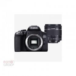 Canon EOS 850D + 18-55mm