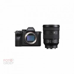 Sony A7R mark IV + 24-105mm