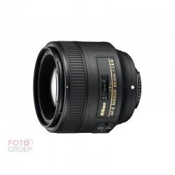 Nikon Nikkor 85mm f1.8 G