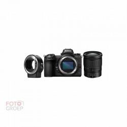 Nikon Z6 + 24-70mm + FTZ...