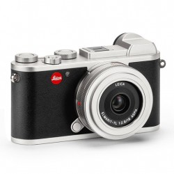 Leica CL +18mm  Zilver