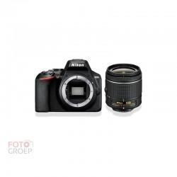 Nikon D3500 + 18-55VR AF-P