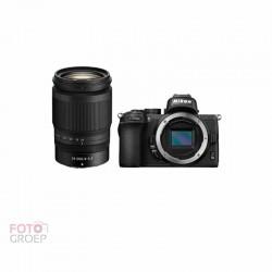 Nikon Z50 + 24-200mm Z...