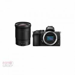 Nikon Z50 + 24mm Z  f1.8 S