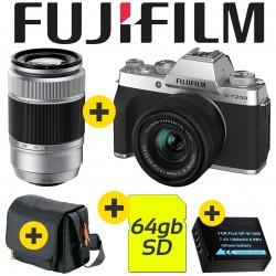 Fujifilm X-T200  +XC15-45mm...