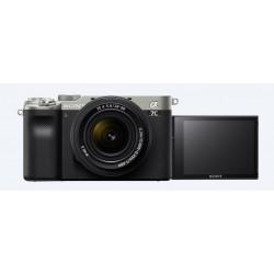 Sony A7c + 28-60mm Zilver