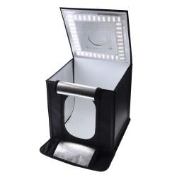 Lichttent met LED verlichting 70x70x70