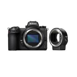 Nikon Z6II + FTZ Adapter