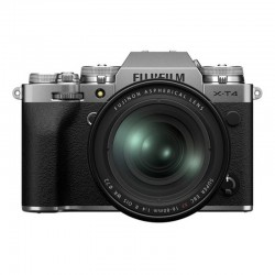 Fujifilm X-T4  + 16-55mm f2.8 XF zilver