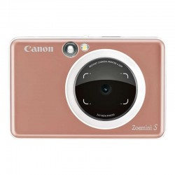 Canon Zoemini S roze goud...