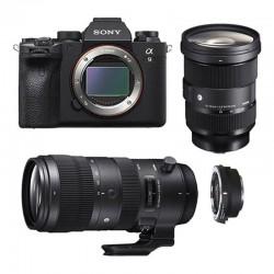 Sony A9 mark II + Sigma...