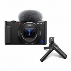 Sony ZV-1 + Grip GP-VPT2BT