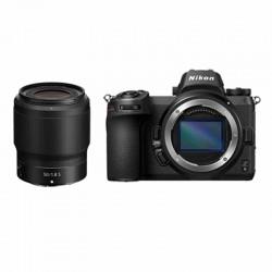 Nikon Z6 + 50mm Z  f1.8 S