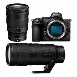 Nikon Z5 + 24-70 f2.8 +...