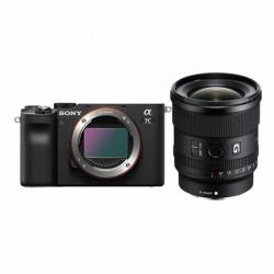 Sony A7c  Zwart + 20mm f1.8