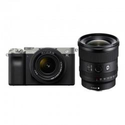 Sony A7c + 28-60mm Zilver +...